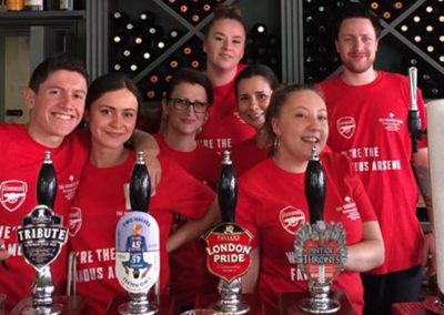 The Highbury Barn - Big on being friendly