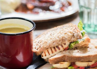 Soup and a sandwich anyone?